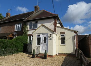Thumbnail 3 bed end terrace house for sale in New Road, Wootton, Northampton