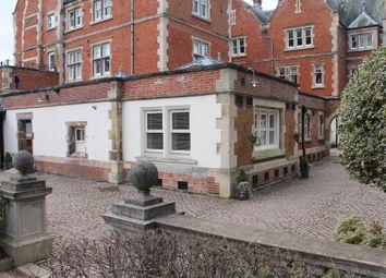 Thumbnail 1 bed semi-detached bungalow for sale in Caldecote Hall Drive, Caldecote, Nuneaton