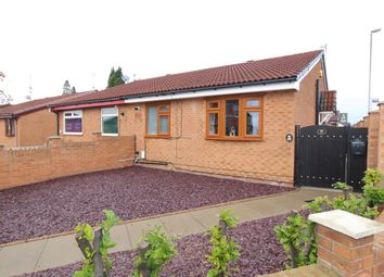 Thumbnail 2 bed bungalow for sale in Mansfield Avenue, Denton, Manchester