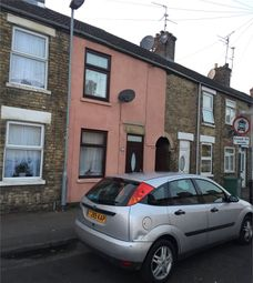 Thumbnail 3 bed terraced house to rent in Craig Street, Peterborough