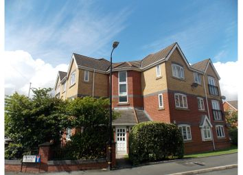 Thumbnail 2 bed flat for sale in Farrier Close, Sale