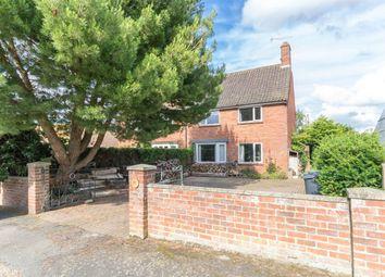 Thumbnail 3 bedroom semi-detached house for sale in Priory Crescent, Binham, Fakenham