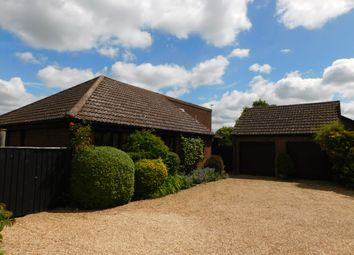 Thumbnail 4 bedroom detached bungalow for sale in Straight Road, Battisford, Stowmarket