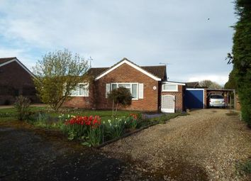 Thumbnail 2 bed bungalow for sale in Ashill, Thetford, Norfolk
