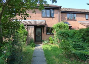 Thumbnail 2 bed terraced house for sale in Redwood Gardens, Totton