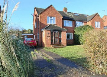 Thumbnail 3 bedroom semi-detached house for sale in Salwey Crescent, Broxbourne