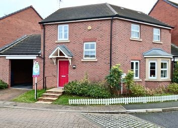 Thumbnail 3 bed link-detached house for sale in Cherwell Gardens, Bingham, Nottingham