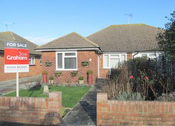 Thumbnail 3 bed bungalow for sale in Sandymount Close, North Bersted, Bognor Regis, West Sussex
