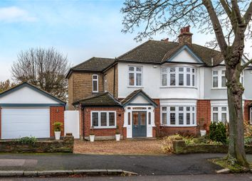 Thumbnail 4 bed semi-detached house for sale in Coniston Road, Bromley