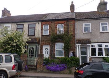 2 bed terraced house for sale in Whitehill Road, Longfield DA3