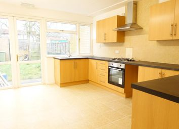 Thumbnail 4 bed town house to rent in Penryn Avenue, Fishermead, Milton Keynes