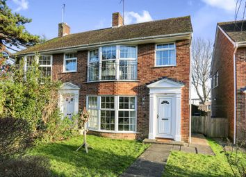 Thumbnail 3 bed semi-detached house for sale in Greenacres, Shoreham-By-Sea