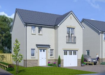 Thumbnail 3 bed detached house for sale in Plot 17 Cheviot, Silver Glen, Alva, Stirling