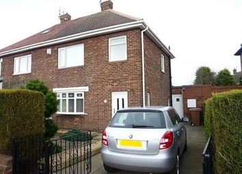 Thumbnail 3 bed semi-detached house for sale in Trinity Grove, Seghill, Cramlington