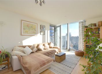 Thumbnail 1 bed flat for sale in Adagio Point, 3 Laban Walk, London