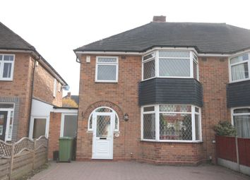 Thumbnail 3 bedroom semi-detached house to rent in Fernhill Road, Solihull