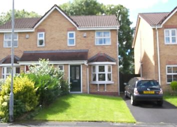 Thumbnail 2 bedroom semi-detached house for sale in Paisley Park, Farnworth