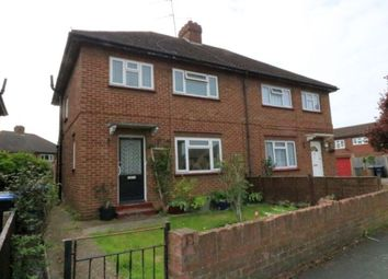 Thumbnail 3 bed semi-detached house for sale in Mullens Road, Egham