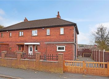 Thumbnail 3 bed semi-detached house for sale in Jaggar Lane, Honley, Holmfirth