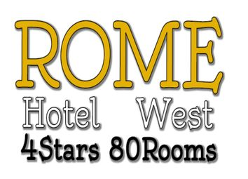 Thumbnail Hotel/guest house for sale in West, Rome City, Rome, Lazio, Italy