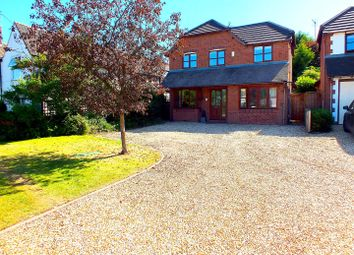 Thumbnail 4 bed detached house for sale in Cleobury Road, Far Forest, Rock, Kidderminster