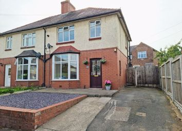 Thumbnail Semi-detached house for sale in Knowe Road, Stanwix, Carlisle