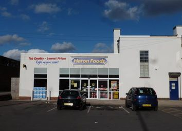 Thumbnail Commercial property for sale in Heron Foods, Wiltshire Road, Chaddesden, Derby