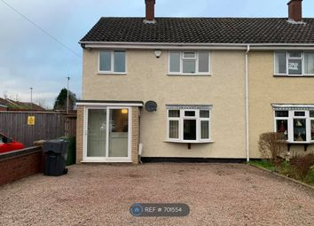 Thumbnail 3 bed semi-detached house to rent in Willow Close, Bromsgrove