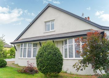 Thumbnail 4 bedroom detached house for sale in Pontypridd Road, Barry