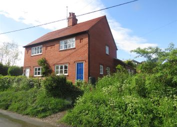 Thumbnail 3 bed semi-detached house for sale in Church Lane, Sedgeford, Hunstanton