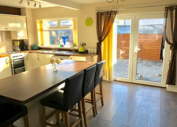 Thumbnail 3 bed semi-detached house for sale in Ffordd Talfan, Garden Village, Swansea