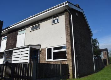 Thumbnail 3 bedroom terraced house to rent in Thorney Court, Mansfield