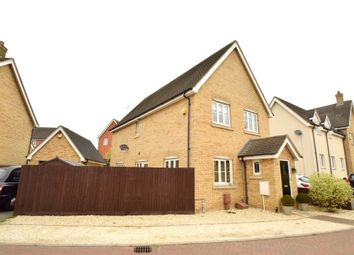 Thumbnail 4 bed detached house for sale in Masons Close, Haverhill