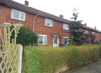 Thumbnail 4 bed terraced house for sale in Bulkington Road, Wolvey, Hinckley, Warwickshire