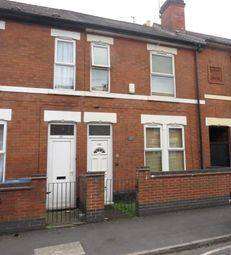 Thumbnail 2 bedroom terraced house for sale in Crewe Street, Derby, Derbyshire