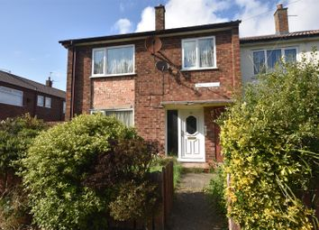 Thumbnail 3 bed end terrace house for sale in Davis Road, Wirral