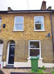 Thumbnail 3 bed terraced house to rent in Amersham Grove, London
