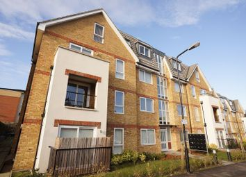 Thumbnail 2 bed flat for sale in Morland Court, Sidcup