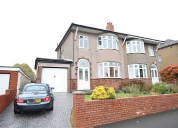 Thumbnail 3 bed semi-detached house for sale in Firbank Crescent, Newport