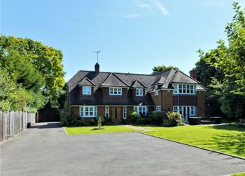 Thumbnail 5 bed detached house to rent in The Park, Bookham, Leatherhead
