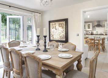"""Thumbnail 4 bedroom detached house for sale in """"Chelworth"""" at Langaton Lane, Pinhoe, Exeter"""