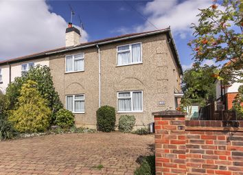 Thumbnail 3 bed semi-detached house for sale in Lower Luton Road, Wheathampstead, Hertfordshire