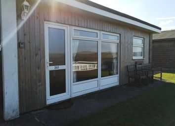 Thumbnail 2 bed terraced bungalow for sale in 241 Norton Park, Dartmouth