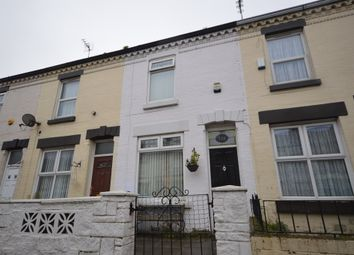 Thumbnail 2 bedroom terraced house for sale in Chirkdale Street, Kirkdale, Liverpool