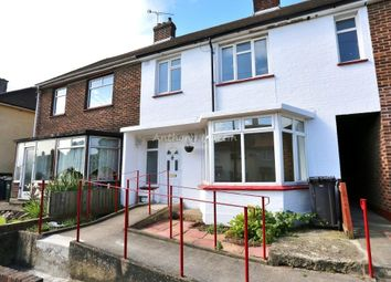 Thumbnail 3 bed terraced house to rent in Alamein Road, Swanscombe