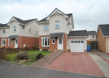 Thumbnail 3 bed detached house for sale in Coats Crescent, Alloa