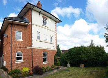 Thumbnail 4 bed town house to rent in Giffard Lane, Fleet