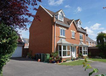 Thumbnail 4 bed detached house for sale in Stourton Park, Hilperton, Trowbridge