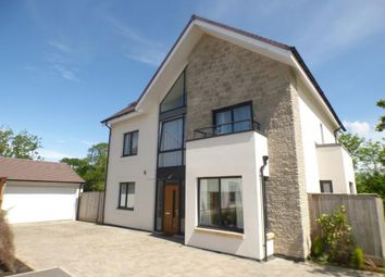 Thumbnail 5 bedroom detached house for sale in Locking, Weston Super Mare, Somerset