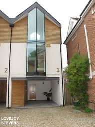 Thumbnail 3 bed town house to rent in West Mills, Newbury